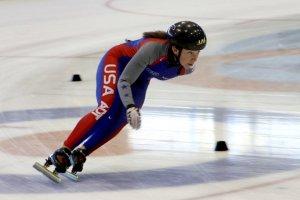Becky Hines, Becky Lang, Bhines, Speed Skating, USA, Bhines